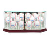 Twelve Baseball Display Case
