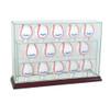 14 Upright Baseball Display Case