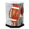 Upright Football Display Case