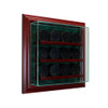 12 Cabinet Puck Display Case