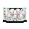 Eight Baseball Display Case
