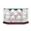 Nine Baseball Display Case