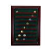 64 Coin Cabinet Style Display Case 2