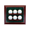 6 Cabinet Baseball Display Case