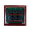 6 Cabinet Puck Display Case