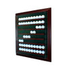 80 Golf Ball Cabinet Style Display Case 2