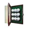 9 Cabinet Baseball Display Case