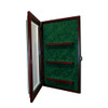 9 Graded Card Cabinet Display Case