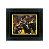 Sports Frame for Autographed Photo with Double Matting