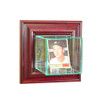 Wall Mounted Single Card Display Case