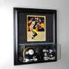 Wall Mounted Double Mini Helmet Case 8 x 10
