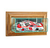 Wall Mounted Single 1/24th NASCAR Display Case