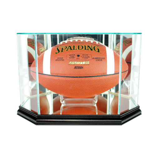 Why Use Glass Football Display Cases