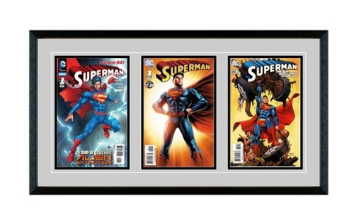 How to Display Your Comic Book Collection