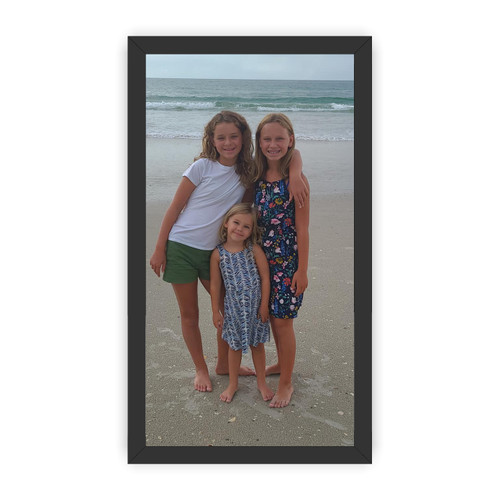Personalized Framed Canvas Print