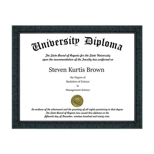Basic Document / Diploma Frame