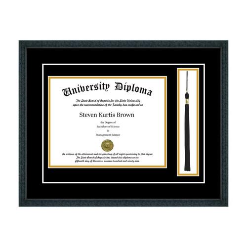 Diploma Frame with Tassel