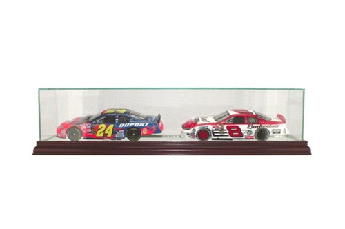 Double Nascar 1/24th Display Case