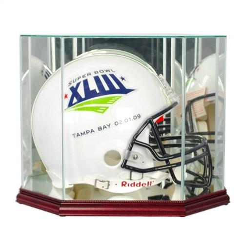 Football Helmet Display Case