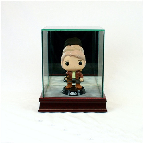 Single Funko Bobble Head Display Case