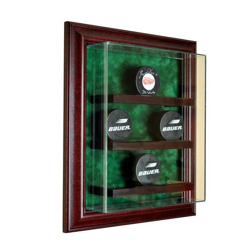 9 Cabinet Puck Display Case