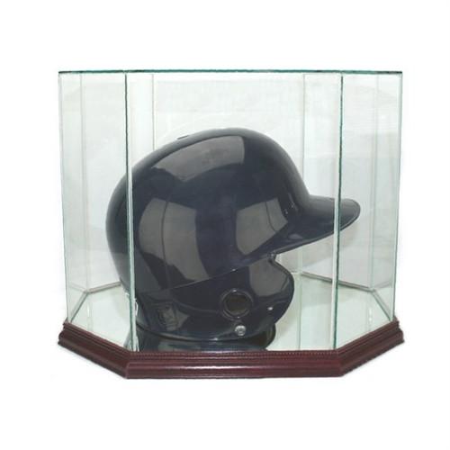 Octagon Batting Helmet Dislpay Case
