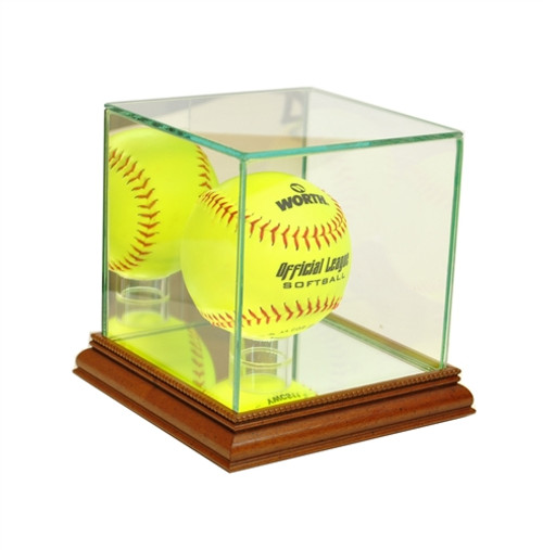 Softball Display Case