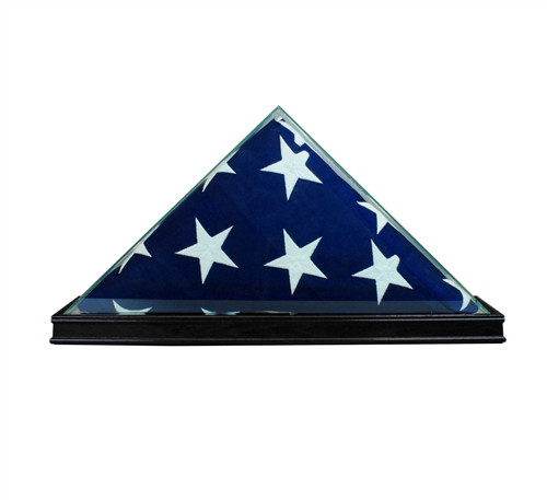 Flag Display Case 5 X 3 Perfect Cases Inc
