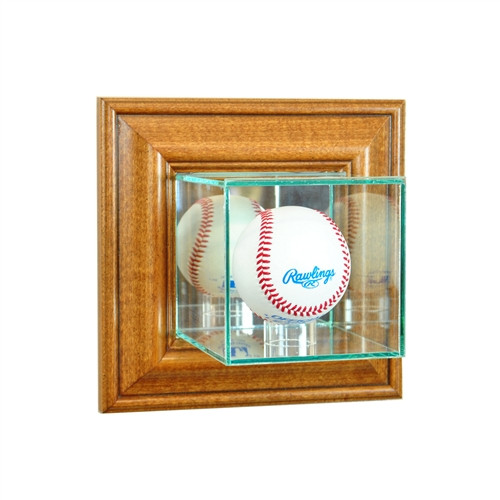 Wall Mounted Baseball Display Case Perfect Cases Inc