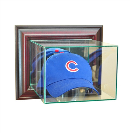 Wall Mounted Cap Display Case