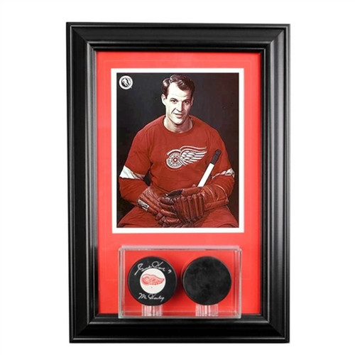 Wall Mounted Double Puck 8 x 10