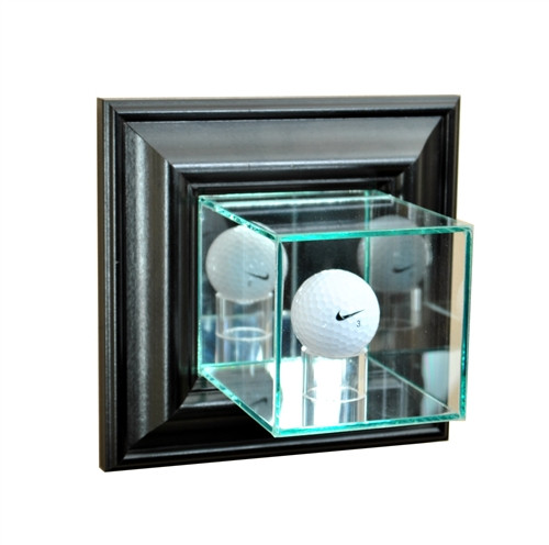 Wall Mounted Golf Ball Case
