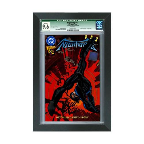 Single Graded Comic Book Frame - Simple