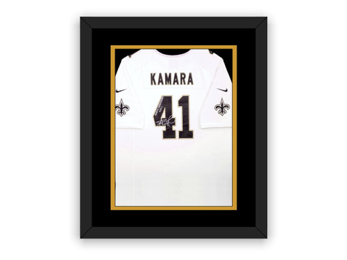 Full Size Jersey Frame - Double Mat