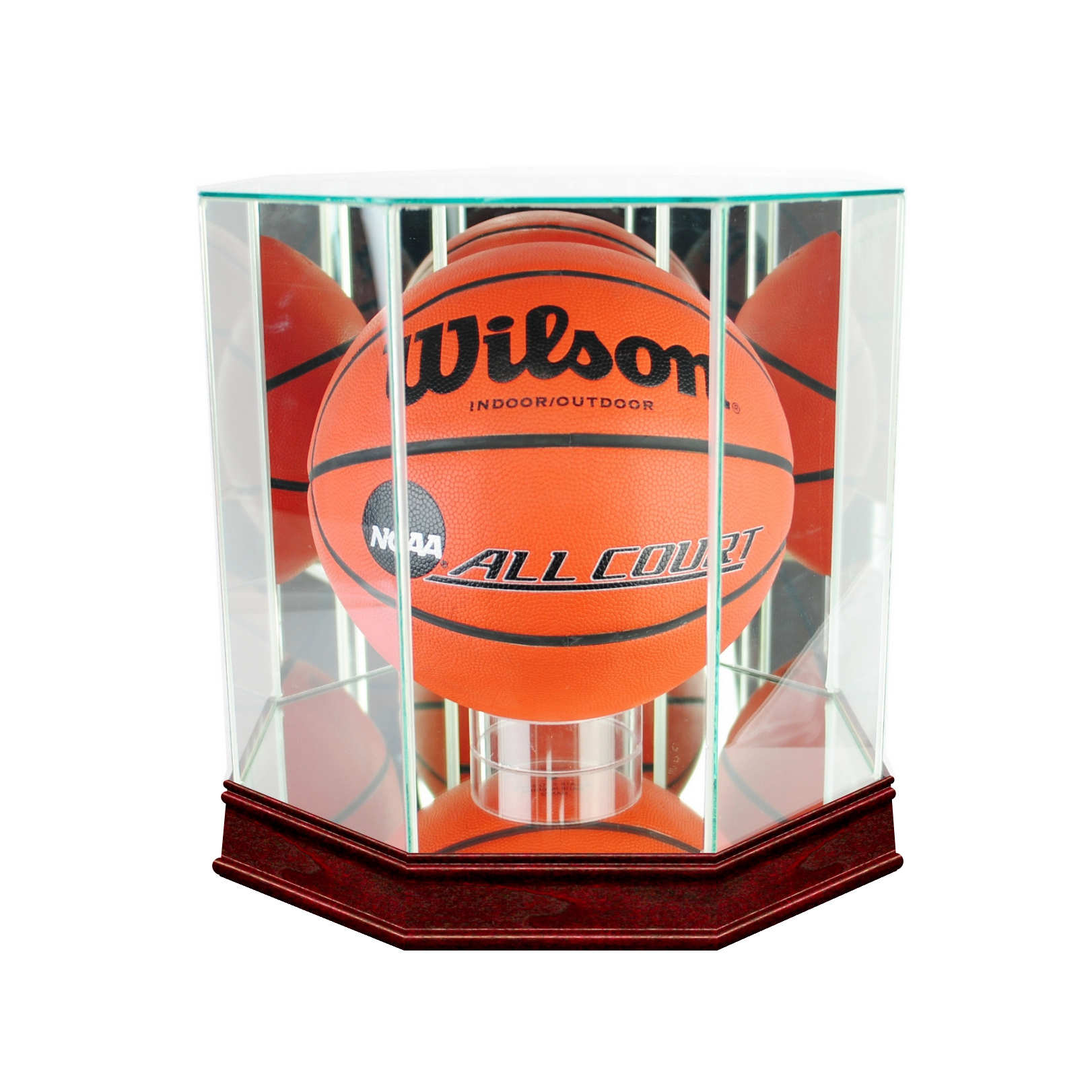 Basketball Display Cases | Perfect Cases, Inc
