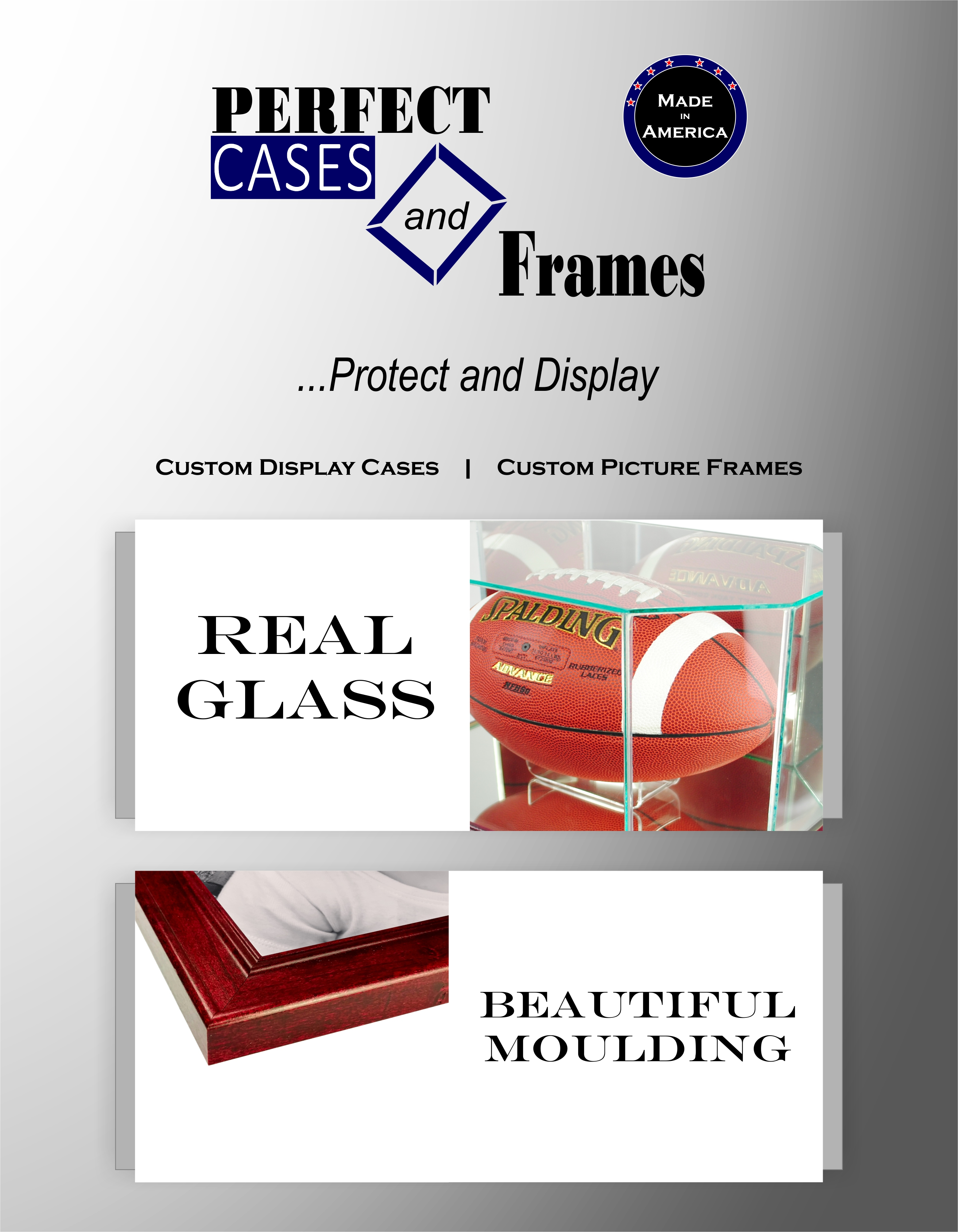 Perfect Cases and Frames 2019 Catalog
