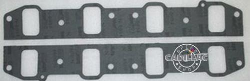 CADILLAC 472 500 FIBER INTAKE GASKET SET-PRINTED- REGULAR-GSK22R