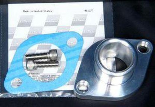 CADILLAC 472 500 BILLET ALUMINUM THERMOSTAT HOUSING KIT-472/500-BL81 OUT OF STOCK ETA JULY 15 ,2021