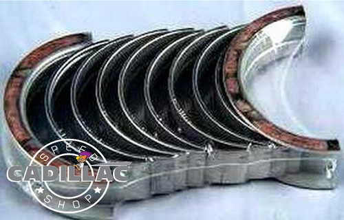 CADILLAC 472 500 CRANKSHAFT MAIN BEARING SET- STANDARD, .010, .020 & .030-EP02