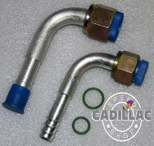 CADILLAC 472 500-HOSE FITTING KIT FOR AF11 COMPRESSOR-AF12