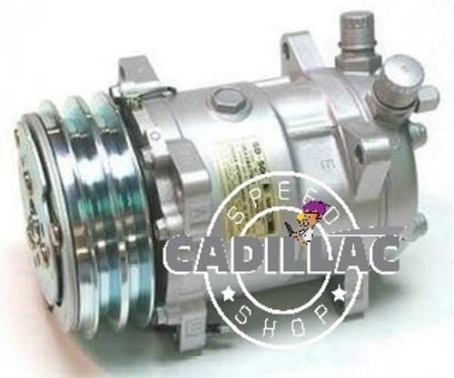 CADILLAC 472 500 SANDEN STYLE SD-508 A/C COMPRESSOR-AF11