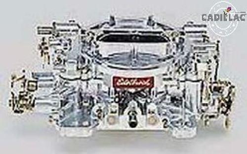 CADILLAC 472 500-EDELBROCK PERFORMER 800CFM CARBURETOR W/ ELECTRIC CHOKE-AF01