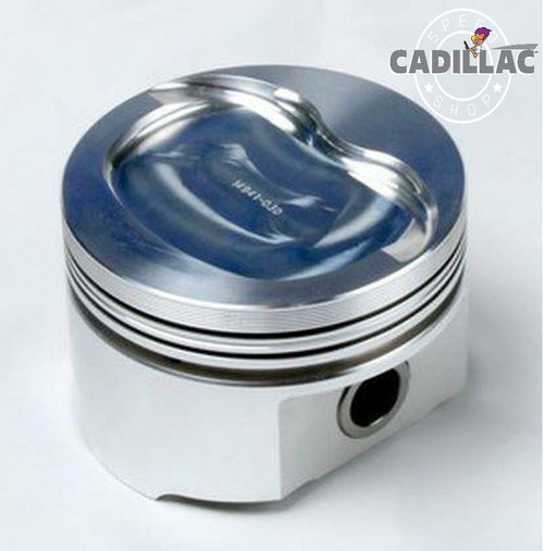 "CADILLAC 472 500 PISTON SET FOR USE W/ 7.1"" ROD .990 PIN-EP119P"