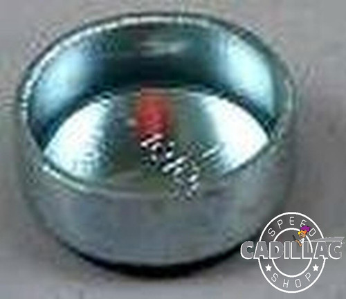 CADILLAC 472 500 OIL PASSAGE EXPANSION PLUG CUP-EP17