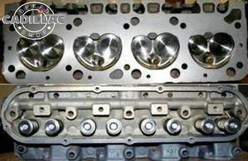 CADILLAC 472 500 76CC PORTED/POLISHED HEADS-EP130