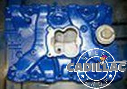 CADILLAC 472 500-PORTED STOCK INTAKE MANIFOLD, **NON EGR**-AF08