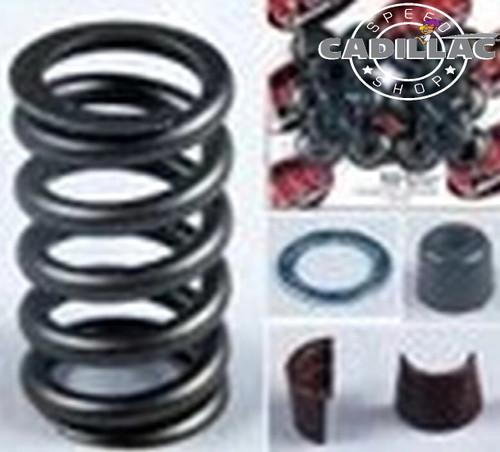 CADILLAC 472 500 ROLLER CAM VALVE SPRING KIT-USE WITH .250-.370 LOBE ROLLER CAMSHAFTS -VT07R