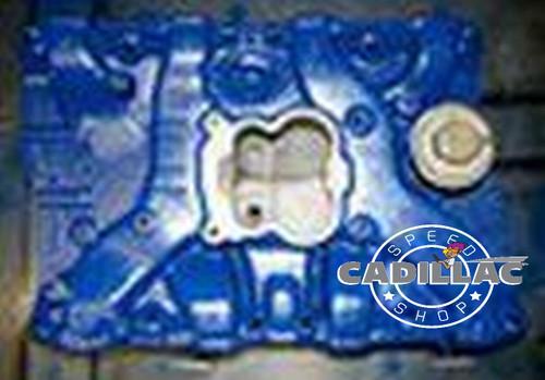 CADILLAC 472 500-PORTED STOCK INTAKE MANIFOLD, **EGR**-AF09