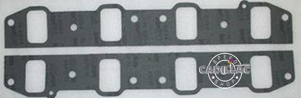 CADILLAC 472 500 FIBER INTAKE GASKET SET-PRINTED- OVERSIZED-GSK22O