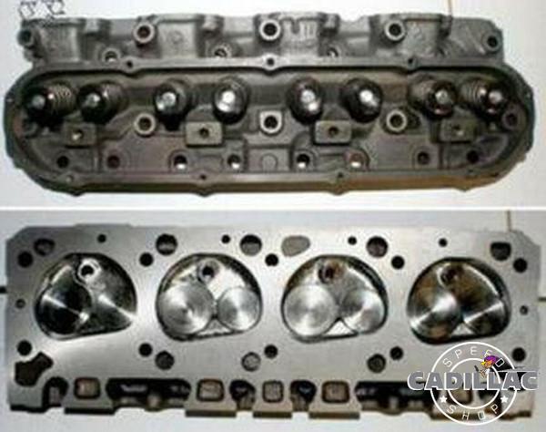CADILLAC 472 500 120CC PORTED/POLISHED HEADS-EP131
